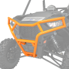 Front Deluxe Bumper, Spectra Orange - Image 1 of 3