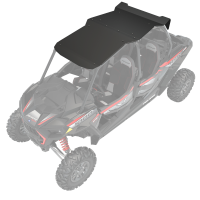Aluminum 4 Seat Sport Roof, Black