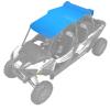 4-Seat Aluminum Roof - Image 1 of 3