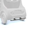 Chrome Rear Bumper - Image 1 of 1