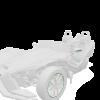 Rim & Mirror Decal Kit - Dragon Green - Image 1 of 2