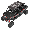4-Seat Graphic Sport Roof- Black - Image 3 of 6