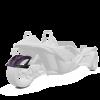 305 mm. Rear Fender - Midnight Purple - Image 1 of 4