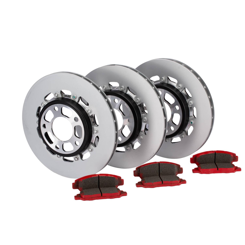 Performance Composite Rotors