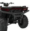 Ultimate Series Steel Rear Bumper, Black - Image 2 of 7