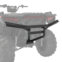 Ultimate Series Steel Rear Bumper, Black
