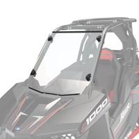 Lock & Ride® Full Windshield - Hard Coat Poly