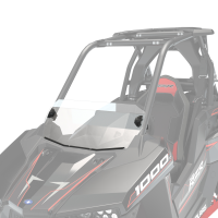 Lock & Ride® Half Windshield - Poly