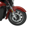 Open Front Fender - Wildfire Red Candy with Gold Pinstripe - Image 2 de 3