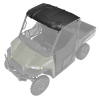 Poly 3-Seat Premium Roof with Liner, Black - Image 1 of 4