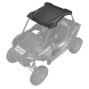 Lock & Ride® Poly Sport Roof- Black by Polaris®