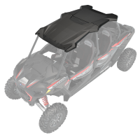 Poly 4 Seat Sport Roof, Black