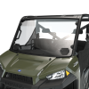 Hard Coat Poly Full Vented Windshield with Lock & Ride® Technology, Clear - Image 2 of 4