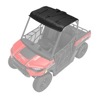 Poly 2-Seat Sport Roof, Black