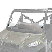Polycarbonate Half Windshield, Clear