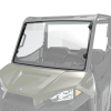 Poly Full Windshield with Lock and Ride Technology - Image 1 of 3