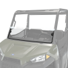 Lock & Ride® Half Windshield - Poly by Polaris®