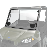 Lock & Ride® Vented Windshield - Hard Coat Poly