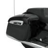 PowerBand Audio Saddlebag Speaker Lids - Thunder Black - Image 3 of 4