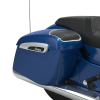 PowerBand Audio Saddlebag Speaker Lids in Radar Blue, Pair - Image 3 of 4