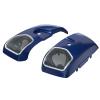 PowerBand Audio Saddlebag Speaker Lids - Deepwater Metallic - Image 2 of 4
