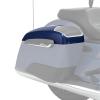 PowerBand Audio Saddlebag Speaker Lids in Deepwater Metallic, Pair - Image 4 de 4