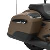 PowerBand Audio Saddlebag Speaker Lids - Sandstone Smoke - Image 3 of 4