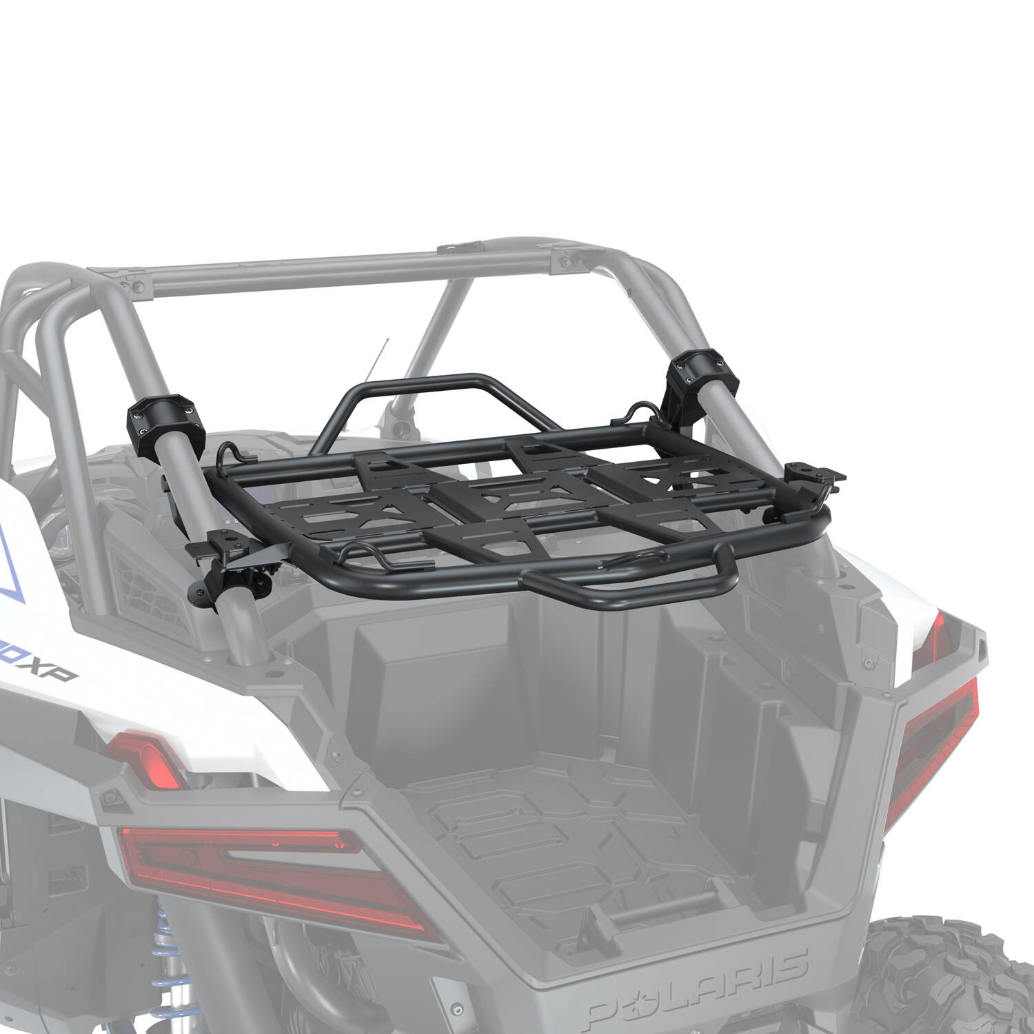 Pivoting Spare Tire Carrier
