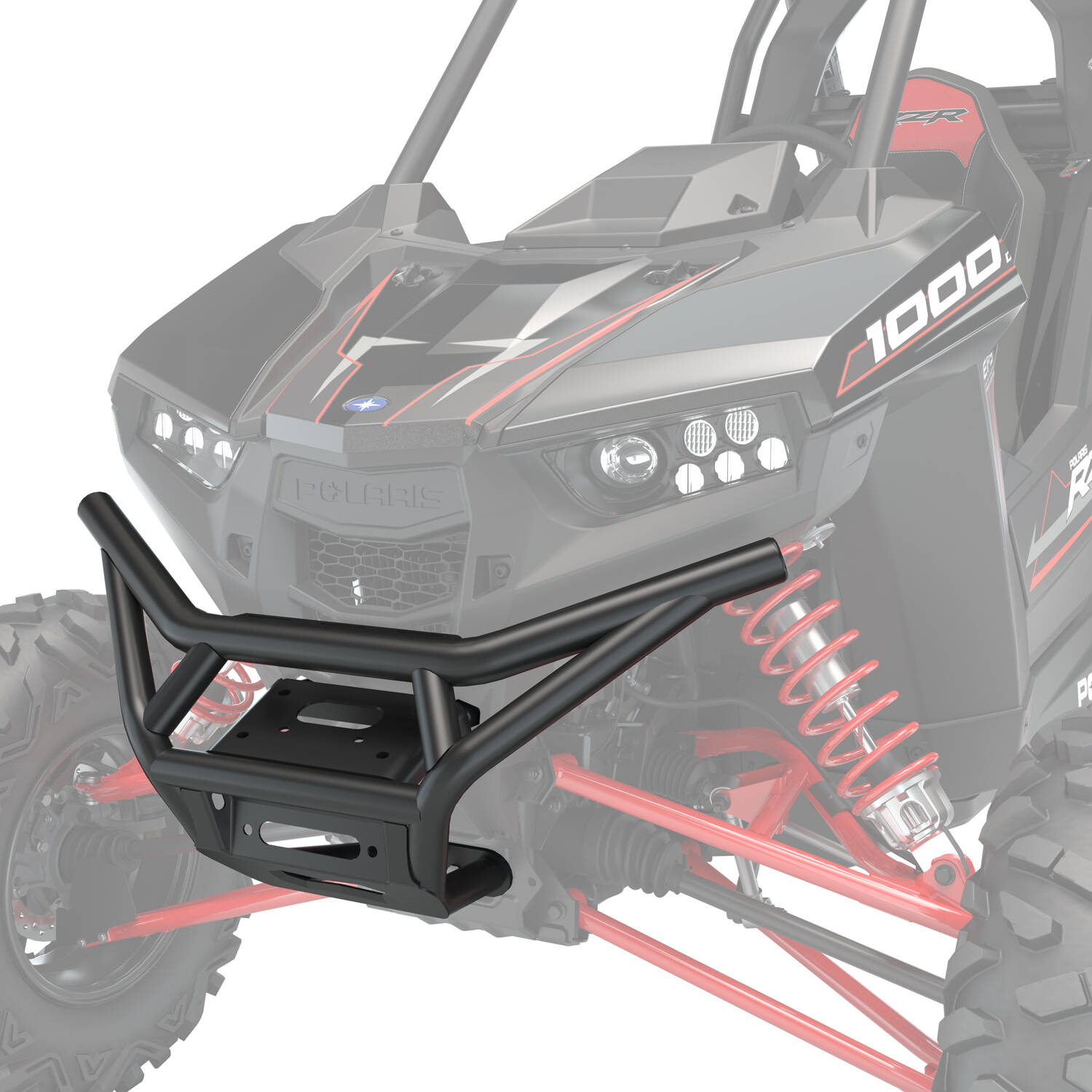 Extreme Duty Bumper - Front