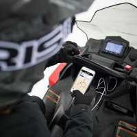 Handlebar Bg w/ Phone Charger - TP/CO