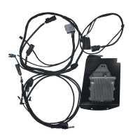 PowerBand Audio Classic Saddlebag Installation Kit
