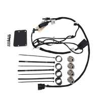 PowerBand™ Audio Saddlebag Installation Kit