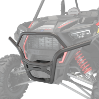 Desert Bumper - Front - Matte Titanium Metallic