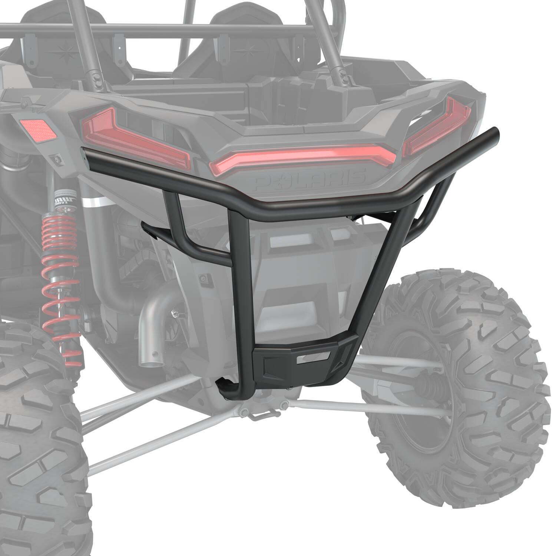 Desert Bumper - Rear - Matte Black