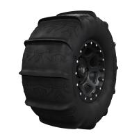 """Pro Armor® Wheel & Tire Set: Shackle Matte Black - SAND 12XT - 30""""R15"""