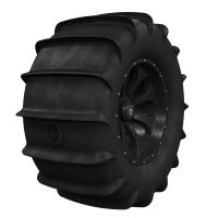 "Pro Armor® Wheel & Tire Set: Knight - SAND 16XT - 32""R15"