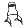 12 in. Universal Quick Release Passenger Sissy Bar - Thunder Black - Image 1 of 5
