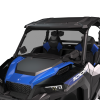 Lock & Ride® Full Vented Windshield - Hard Coat Poly - Image 2 of 3