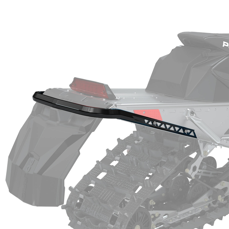 129/144 Rear Bumper Gloss Black