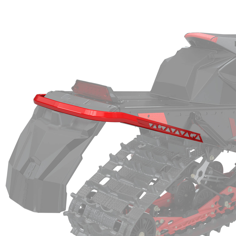 129/144 Rear Bumper Red