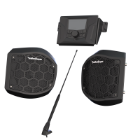 Stage 1 Audio Kit by Rockford Fosgate®