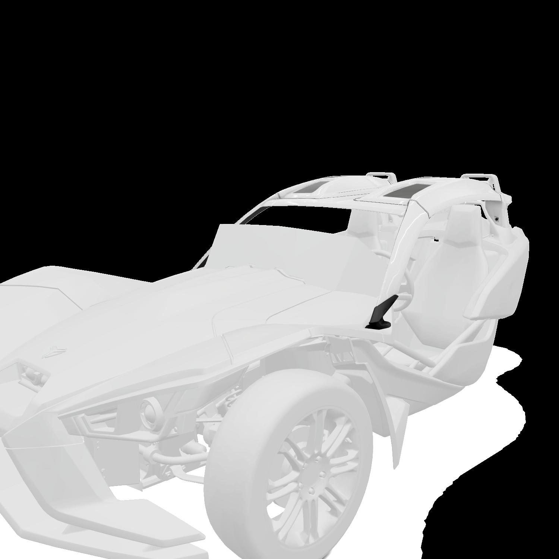 Slingshade® - White Lightning