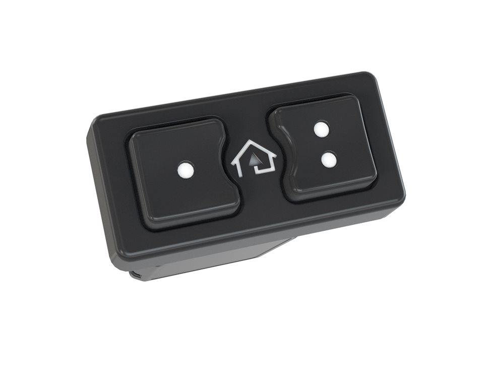 Garage Door Opener by Homelink