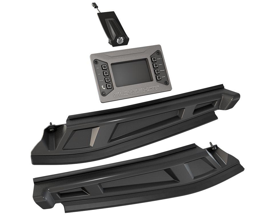 display and backup camera kit