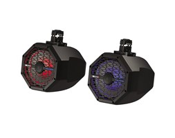 MB Quart® 200 Watt Extreme Audio Pods with 8 in. Speakers, 2 Pack