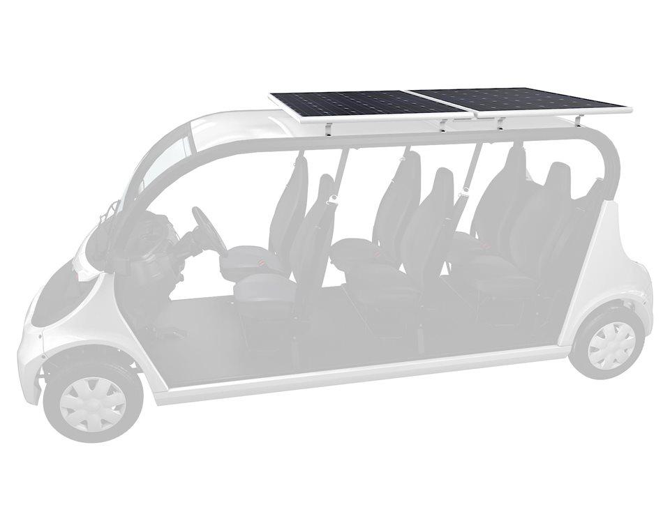 e6® & eL XD Solar Panel by Polaris® GEM®
