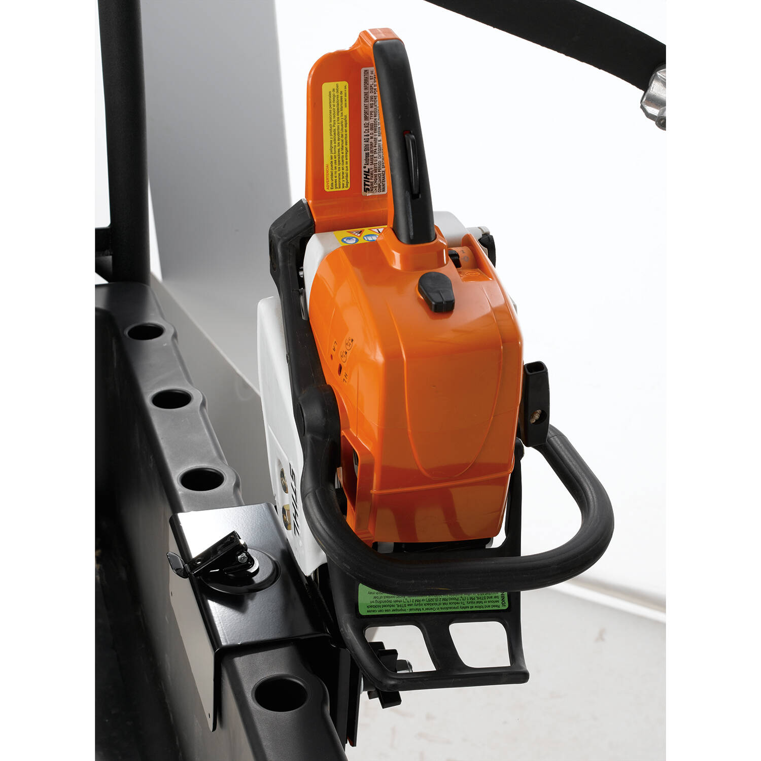 Lock & Ride® Chainsaw Mount
