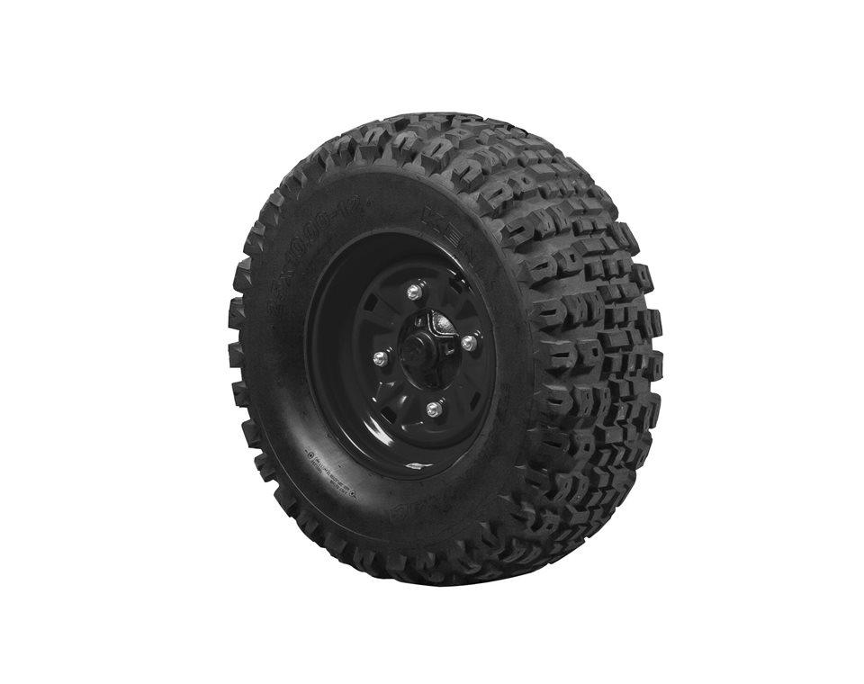 Work Site Tire- Rear