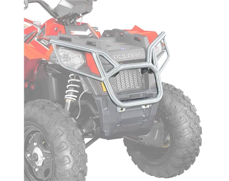 Front Brushguard- Aluminum