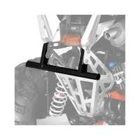 Rear Bash Guard- Black